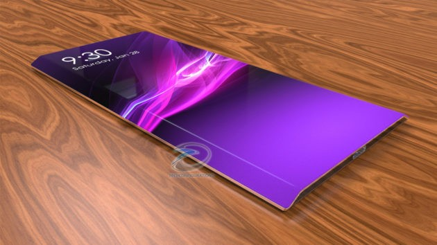 Sony Xperia Edge si mostra in un concept