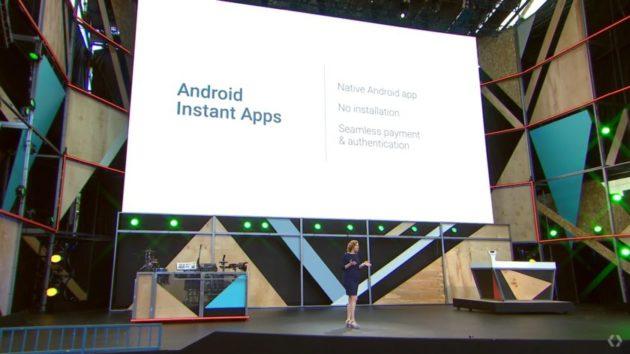 Android Instant Apps: iniziato il rollout su Nexus e Pixel