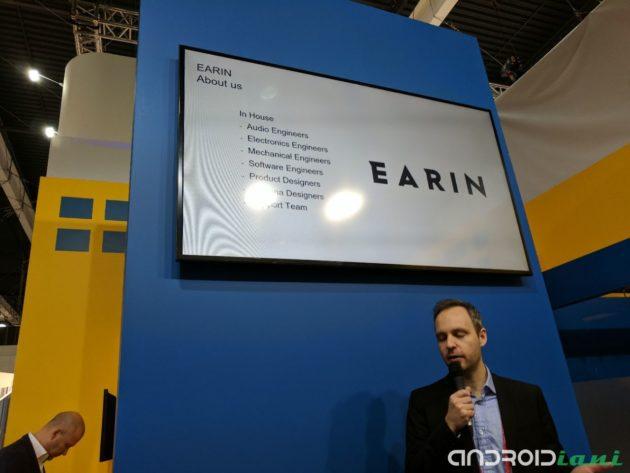 Earin M-2 presentate ufficialmente [MWC 2017]