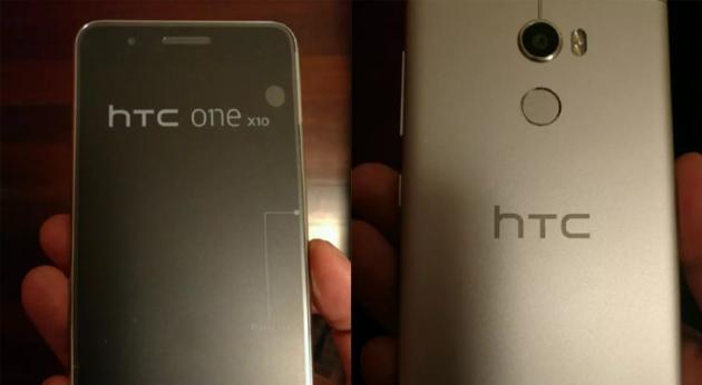 HTC One X10: nuove immagini dal vivo