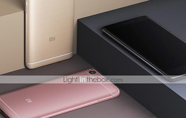 Xiaomi Mi 5s in sconto su Lightinthebox