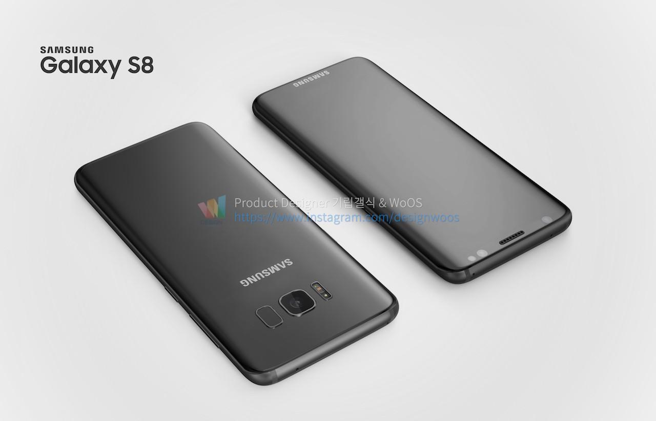 Questo è Samsung Galaxy Tab S3 con la sua gargantuesca S Pen!