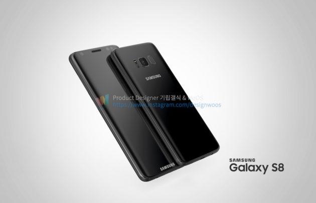 Galaxy S8: Pellicole in vetro e nuove foto