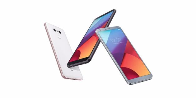 LG G6 Pro e G6 Plus: due nuove varianti in arrivo sul mercato coreano?