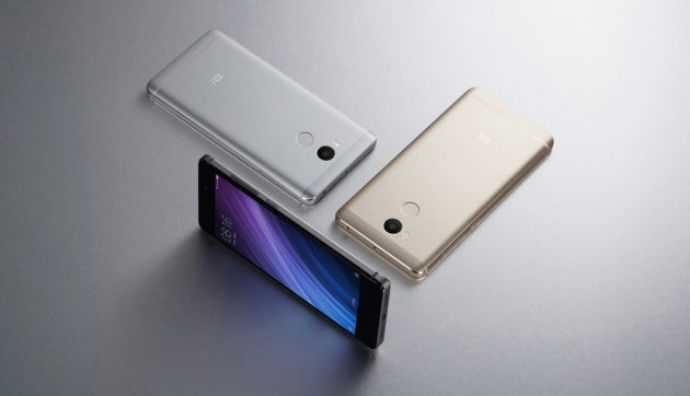 Xiaomi Redmi 4 in sconto su GearBest