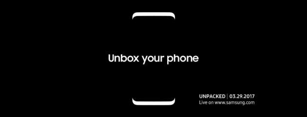 Segui la presentazione di Galaxy S8 e S8+ in diretta live