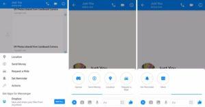 Facebook Messenger a lavoro su una rinnovata veste grafica (2)