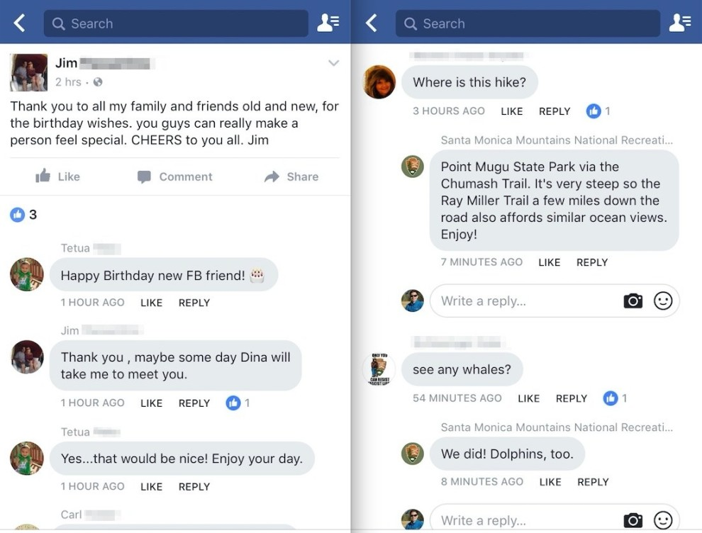 Facebook i commenti simuleranno l'interfaccia grafica di Messenger (2)