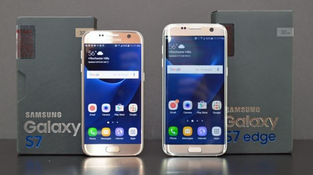 Galaxy S7 ed S7 Edge in offerta a partire da 409 e 473 euro