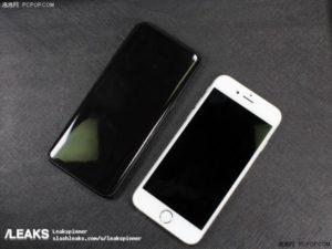 Galaxy S8 dimensioni a confronto con i diretti avversari (5)