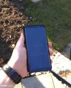 Galaxy S8 ecco il top di gamma di Samsung con pellicola protettiva e cover - RUMORS (1)