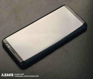 Galaxy S8 ecco il top di gamma di Samsung con pellicola protettiva e cover - RUMORS (2)