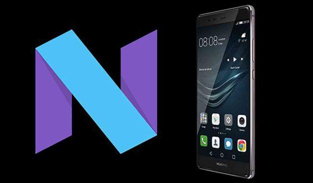 Huawei P9 Lite si aggiorna a Nougat: upgrade disponibile da oggi
