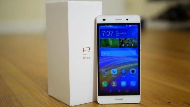 Huawei raggiunge Apple: strapotere del P8 Lite