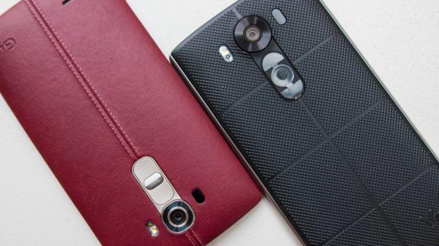 LG G4 e V10: changelog ufficiale dell'aggiornamento per Android 7.0 Nougat