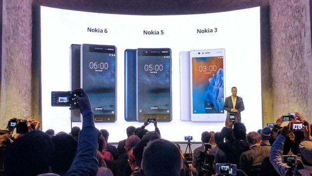 Nokia 6, 5 e 3: l'azienda garantisce aggiornamenti di sicurezza costanti