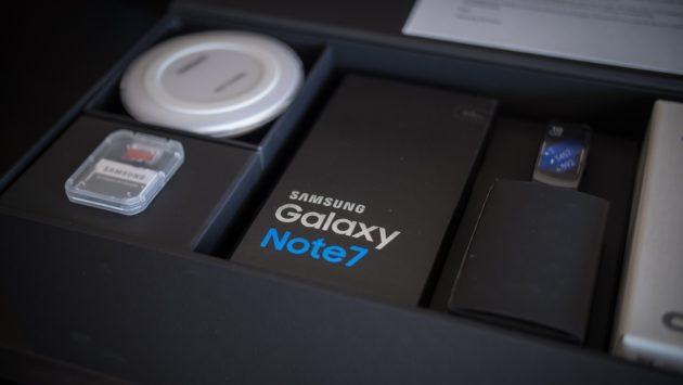 Note 7: la batteria non potrà più essere ricaricata (Amen!)