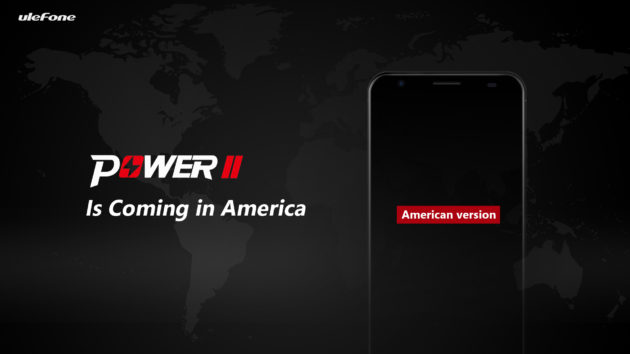 Ulefone Power 2: duplice versione occidentale