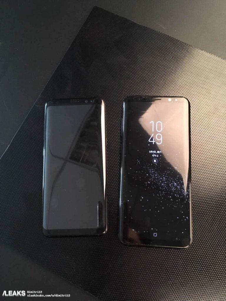 Samsung Galaxy S8 ed S8 Plus eccoli in un nuovo scatto (1)