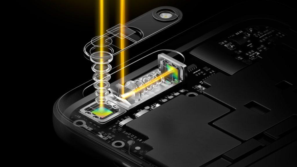 Oppo mostra una rivoluzionaria fotocamera con zoom ottico 5X