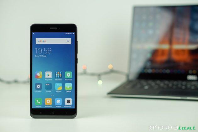 Xiaomi Redmi Note 4X: la recensione