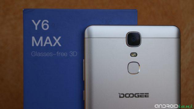 Doogee Y6 Max 3D: la recensione