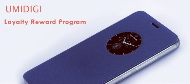 UMIDIGI: Loyalty Reward Program
