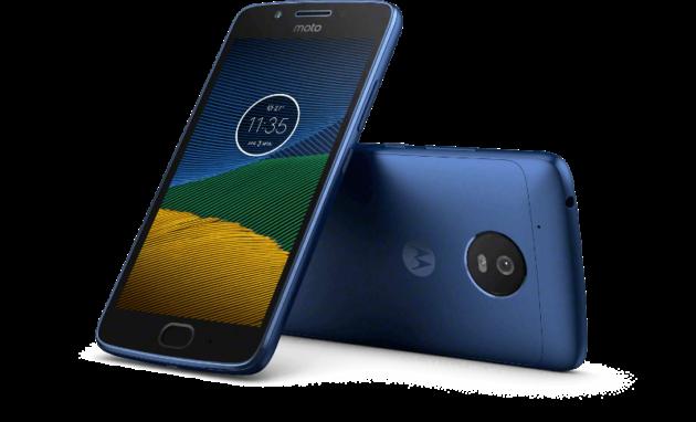 Moto G5: in arrivo una variante blu zaffiro