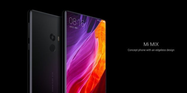Xiaomi Mi Mix 2: specifiche tecniche svelate da Gearbest