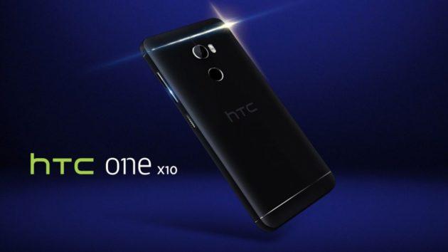 """HTC One X10 ufficiale: display FHD da 5.5"""", SoC Helio P10 e batteria da 4000mAh"""