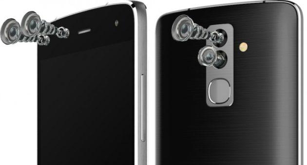 Alcatel Flash: nuovo smartphone di fascia media con 4 fotocamere