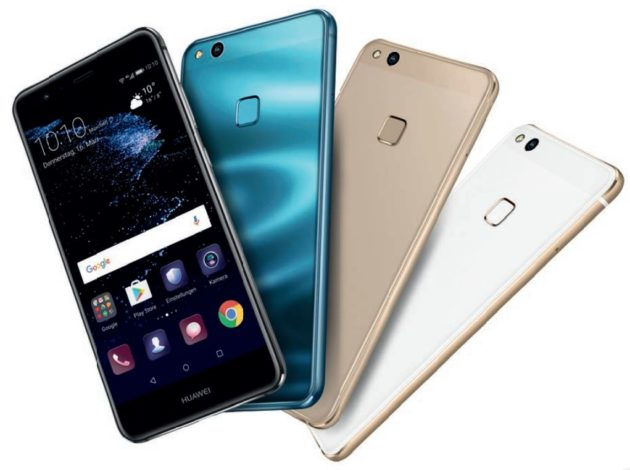 Huawei P10 Lite già disponibile a 289€