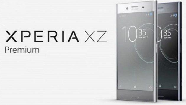 Sony Xperia XZ Premium debutterà in Germania l'1 Giugno