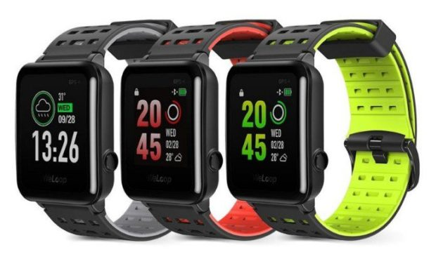Xiaomi WeLoop Hey3S: il clone low-cost dell'Apple Watch Nike+