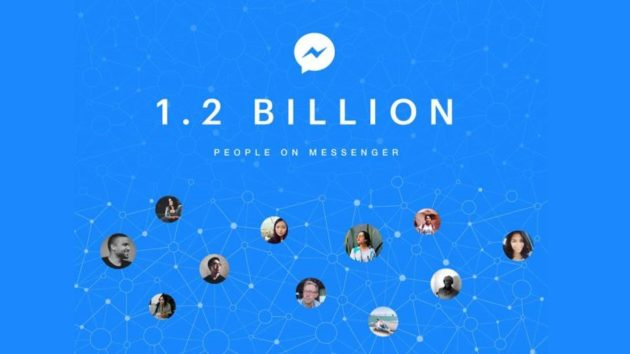 Facebook Messenger raggiunge WhatsApp: quanto manca al sorpasso?