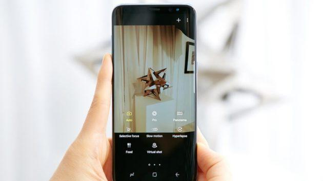 Galaxy S8: problemi durante l'accesso alla fotocamera