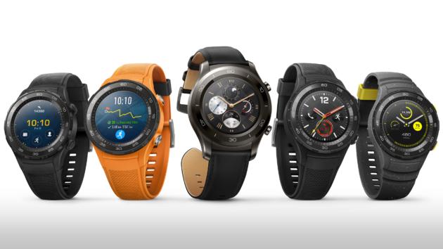 Huawei Watch 2 disponibile da oggi in Italia