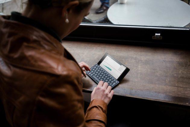 Vi manca la tastiera fisica? Ecco Gemini, un PDA Android/Linux in crowdfunding su Indiegogo