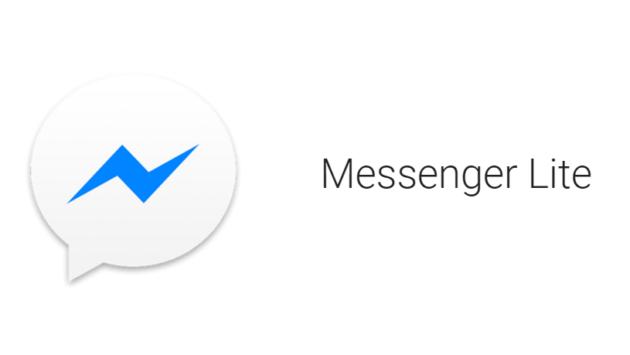 Messenger Lite è ufficialmente disponibile anche in Italia - FOTO