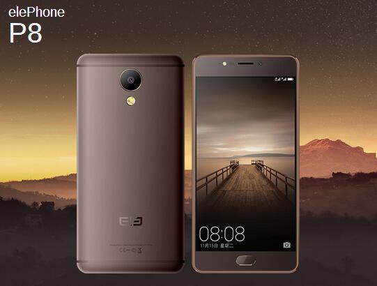 Elephone P8 Mini, in arrivo una versione più piccola del camera phone