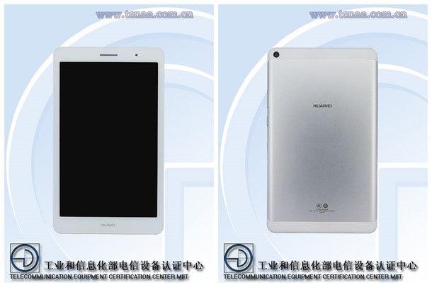 TENAA certifica un nuovo tablet da 8