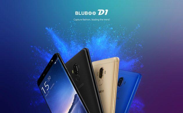 BLUBOO D1: teardown ufficiale