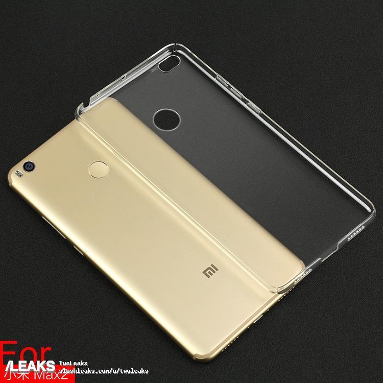 Xiaomi Mi Max 2, nuove immagini confermano il design dello smartphone