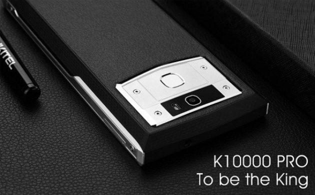 Oukitel K10000 Pro arriverà a Giugno