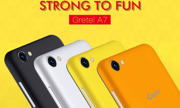 Gretel A7: smartphone Android lowcost