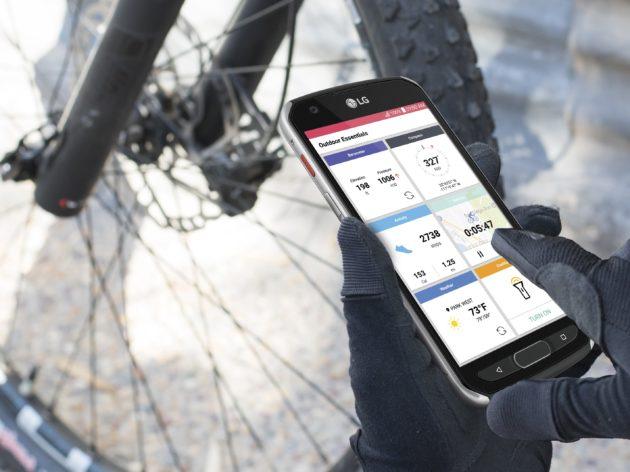LG X Venture: nuovo rugged-phone pensato per gli esploratori