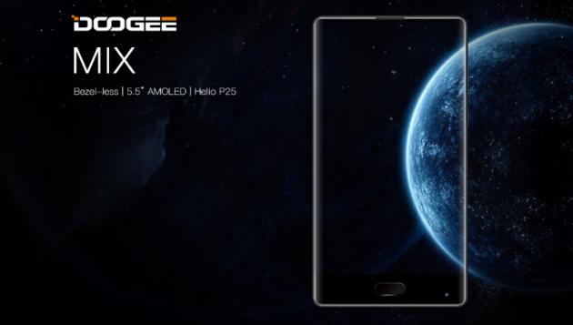 DOOGEE MIX appare finalemente sul sito del produttore con un'offerta speciale