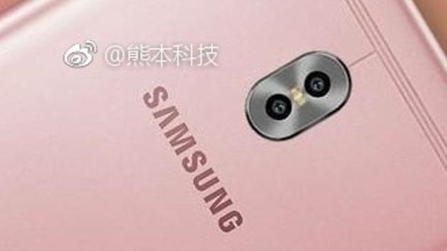 Galaxy C10 sarà il primo smartphone di Samsung con doppia camera  - FOTO