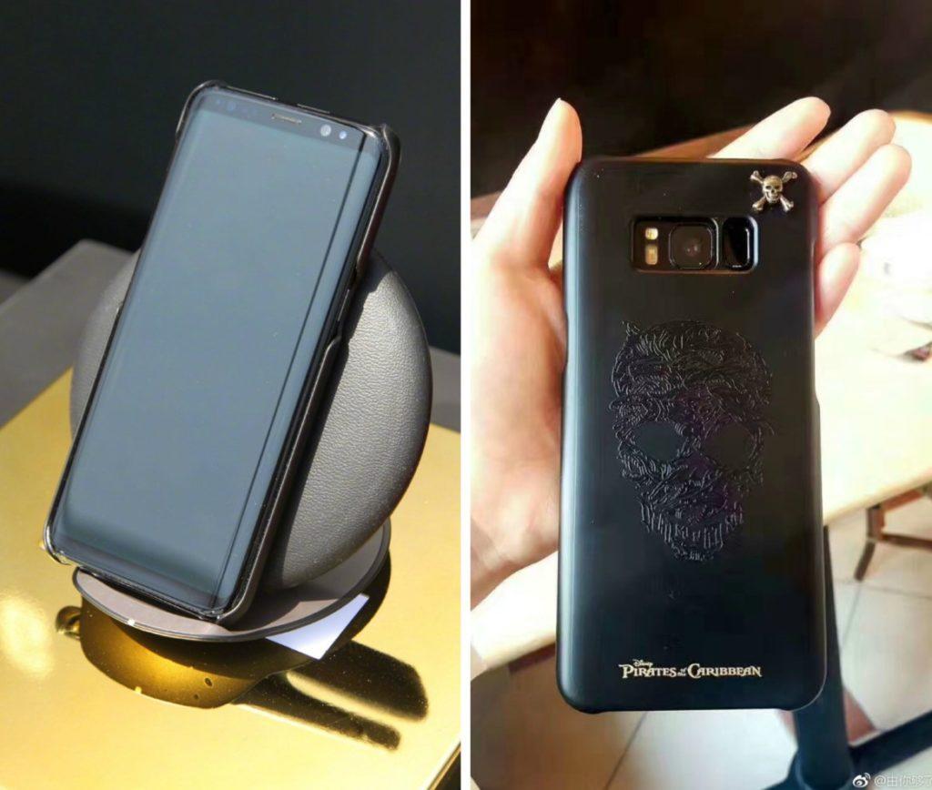 Galaxy S8 che ne direste di un modello targato Pirati dei Caraibi (2)