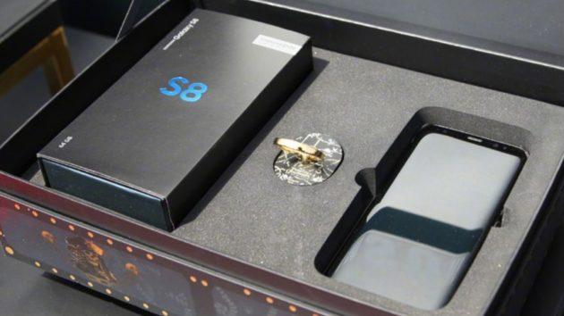 Galaxy S8: che ne direste di un modello targato Pirati dei Caraibi? - FOTO